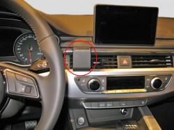 Fixation voiture Proclip  Brodit Audi A4 Avant Réf 855173