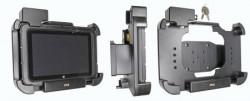 Support tablette Zebra ET50/55 8.3 pour appareil avec étui, avec ou sans module d'extension, avec 2 clés. Avec connecteur DC et USB. Réf 539893