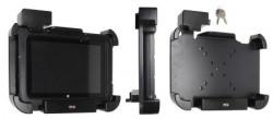 Support tablette Zebra ET50/55 8.3 pour appareil avec étui - Antivol, avec 2 clés. Avec connecteur DC et USB. Réf 539894