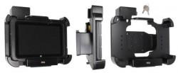 Support tablette Zebra ET50/55 8.3 compatible étui, avec ou sans module d'extension. Avec connecteur d'alimentation DC. Réf 550808