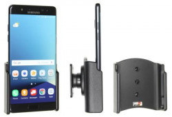 Support voiture Brodit Samsung Galaxy Note 7 passif avec rotule. Réf 511915