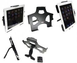 MultiStand  Brodit Apple iPad 2 MultiStand - Adaptateur de montage et vis incluses. Noir. Réf 215483