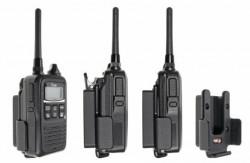 Support voiture  Brodit ICOM IP100H  passif - Convient dispositifs à la fois petite et grande batterie. Réf 510744
