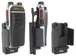 Support voiture  Brodit Hytera PD605  passif - Convient dispositifs à la fois petite et grande batterie. Réf 510774