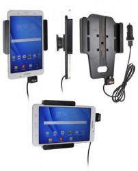 Support voiture Brodit Samsung Galaxy Tab A 7.0 avec chargeur allume cigare - Avec rotule. Avec câble USB. Réf 521897