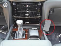 Fixation voiture Proclip Brodit Lexus LX Series. Réf 835235