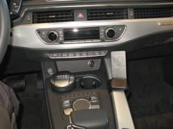 Fixation voiture Proclip Brodit Audi A4. Réf 835252