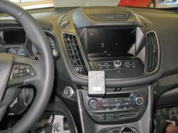 Fixation voiture Proclip Brodit Ford Kuga PAS pour Sony stéréo