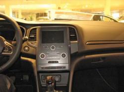 Fixation voiture Proclip Brodit Renault Mégane. Réf 855203