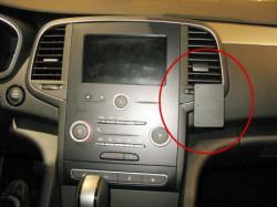 Fixation voiture Proclip Brodit Renault Talisman. Réf 855237