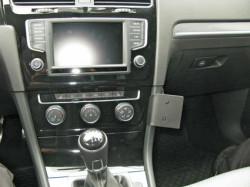 Fixation voiture Proclip Brodit Volkswagen Golf VII. Réf 855238