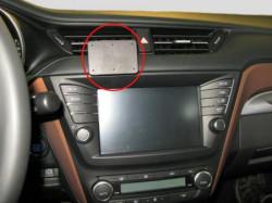 Fixation voiture Proclip Brodit Toyota Avensis. Réf 855239