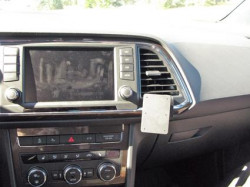 Fixation voiture Proclip Brodit Seat Ateca. Réf 855255