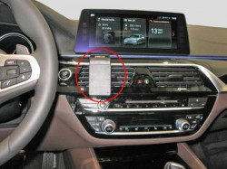 Fixation proclip BMW 5-serie G30. Réf Brodit 855296