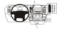 Fixation Proclip Fiat Ducato. Réf Brodit 853876