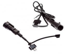 Cable étanche micro USB 50 cm Ultimate Addons. Réf HW-MICRO-S2