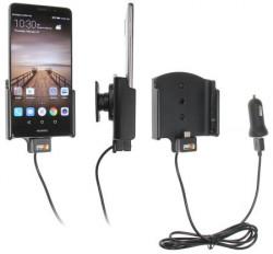 Support voiture Huawei Mate 9 avec chargeur allume cigare - Avec rotule. Avec câble USB. Réf 521946