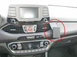Fixation voiture Hyundai i30. Réf Brodit 855302