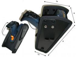 Support pistolet scanner - Taille 1. Réf M87509