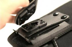 Boucle de ceinture avec adaptateur de clipsage pour support scanner. Réf M89907