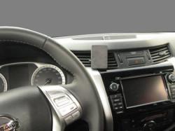 Fixation voiture Nissan Navara. Réf Brodit 855196