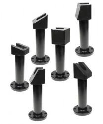Socle de montage (différentes inclinaisons) compatible supports Brodit et VESA