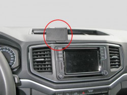 Fixation voiture Volkswagen Amarok. Réf Brodit 855297