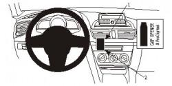 Fixation voiture Proclip Mazda 3 Réf 854966