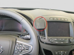 Fixation Proclip Opel Insignia. Ref Brodit 855301