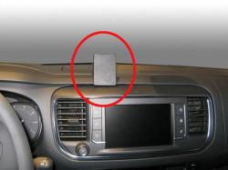 Fixation voiture Peugeot Expert. Référence Brodit 855299
