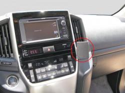 Fixation voiture Proclip Brodit Toyota LandCruiser 200 réf 855177