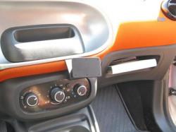 Fixation voiture Proclip Brodit Smart ForTwo. Réf 855217