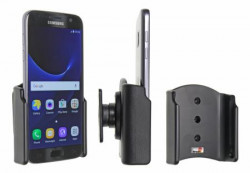 Support voiture Brodit Samsung Galaxy S7 passif avec rotule. Réf 511863