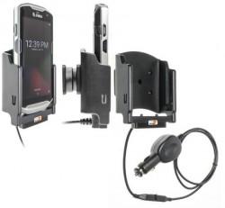 Support pour Zebra TC51/TC56 sans étui - Avec chargeur allume-cigare. Réf Brodit 512927