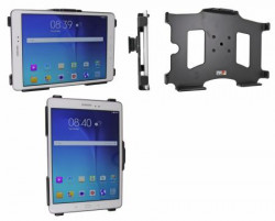 Support voiture Brodit Samsung Galaxy Tab A 9.7 passif avec rotule - Réf 511737