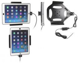 Support iPad Air pour installation fixe. Pour appareil avec étui OTTERBOX DEFENDER. Réf Brodit 527600