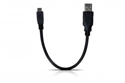 Cable Usb vers Micro USB ultra court