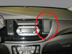 Fixation voiture Opel Moka. Réf proclip Brodit 855271