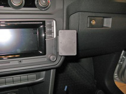 Fixation voiture Proclip  Brodit Volkswagen Caddy Réf 855134