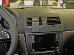 Fixation voiture Proclip Brodit Skoda Yeti - réf 855216