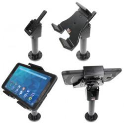Support universel tablette Brodit pour appareil avec ou sans étui monté sur pied 117 mm