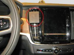Fixation voiture Brodit Volvo V90. Réf 855246