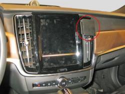 Fixation voiture Brodit Volvo V90 / S90. Réf proclip 855247