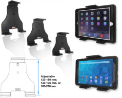 Supports ajustables Brodit pour tablettes