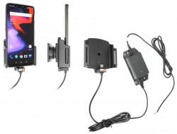 Support téléphone OnePlus 6/6T/7 pour installation fixe. Réf Brodit 713063