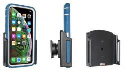 Support passif iPhone XS Max/11 Pro/11 Pro Max avec étui (largeur : 80-94 mm, épaisseur : 9-13 mm) - Ref 711084