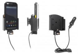 Support avec chargeur allume-cigare et câble USB CAT S41 - Ref 721130