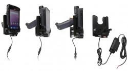 Support pour installation fixe avec amortisseur de vibrations 3A, 12/24V pour SM10/15 Pistolgrip avec étui (SM10-TRIG-800) et pour Pistolgrip Long Range sans étui (SM15-TRIG-L00) - Ref 713158
