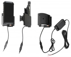 Support pour installation fixe pour batterie étendue Point Mobile PM85 - Ref 713145