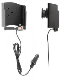 Support avec chargeur allume-cigare et câble USB Pokini K6 - Ref 721124